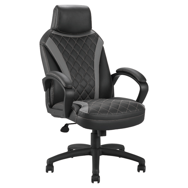 Leather & PU Office Chair 123PN